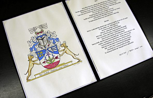 Family Coats of Arms and family heraldry